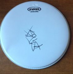 #Travis #barker signed #blink-182 12 inch evans drumhead jsa coa autograph coa,  View more on the LINK: http://www.zeppy.io/product/gb/2/172414426721/