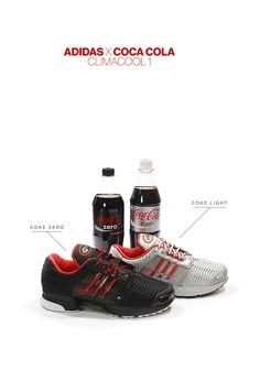 Adidas Originals Climacool 1 Coca Cola