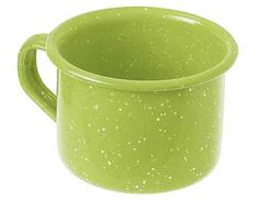 GSI Outdoors 4 Ounce Green Espresso Cup Kolorful Kitchen & Home Decor