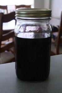 Elderberry Recipe: Kid Friendly Glycerite – Natural Oil Mom #health #healthy #naturaloilmom