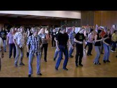 Cupid Shuffle - Line Dance