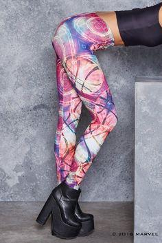 Sanctum Sanctorum MF Leggings ($85AUD) by BlackMilk Clothing