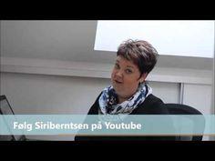 YouTube presentasjon av siriberntsen.no