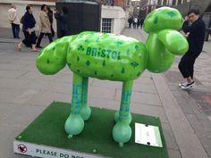 Sheep Shape and Bristol Fashion side view