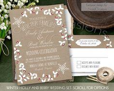 661ea437b30895e32163113d2318456e wedding invitation kits winter wedding invitations rustic wedding invitations birdcage wedding invitation set,Winter Wedding Invitation Kits