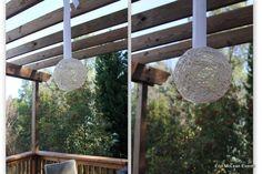 DIY: twine ball