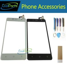 Buy 1PC/Lot High Quality For Micromax Q351 Touch Screen Digitizer Touch Panel Lens Glass With Tool&Tape Black White Color  .....Please Click Link To Check Price