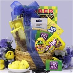 13 easter basket filler ideas easter baskets basket ideas and easter cool dude easter gift basket tween boys ages 10 to 13 years old negle Image collections