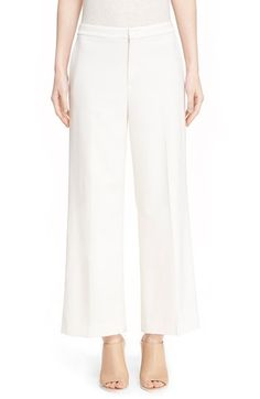 Vince Button Tab Tailored Culottes available at #Nordstrom