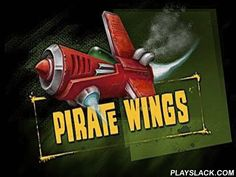 """Pirate Wings  Android Game - playslack.com ,     Pirate Wings you should be in a skin of one of 4 thiefs and fly on crazy accelerates in contradictory 3D worlds on a battling  vessel. Some game methods will be accessible for you: """"Race"""" method with nine paths, three contradictory situations, and with 12 vessels, past method in which you will fly as a hopeless aviator Raul who joined to space thiefs and """"Illusive"""" method for transformation of your time."""