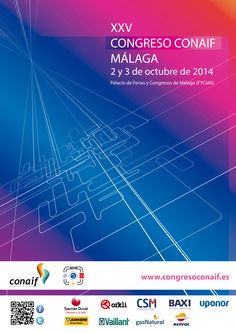 Las instalaciones del Palacio de Ferias y Congresos de #Malaga (Fycma) servirán de escenario para la celebración de la 25 edición del congreso de CONAIF, los días 2 y 3 de octubre de 2014. Este año, como novedad, tendrá lugar en el marco de Greencities & Sostenibilidad, el evento pionero en España centrado en la eficiencia energética y la optimización de recursos en la edificación y espacios urbanos.