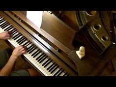 North and South BBC Miniseries - Thornton's Walk - Piano Musics