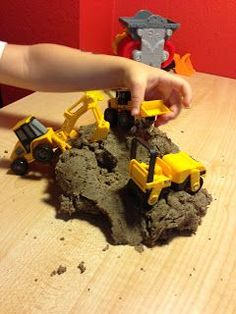 Image result for digger playdough activity
