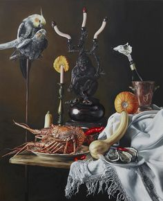 Till Rabus oil paintings