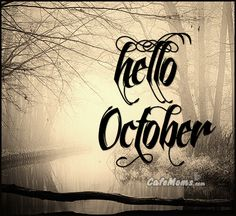 Hello October Graphic plus many other high quality Graphics for your Facebook profile at CafeMoms.com.