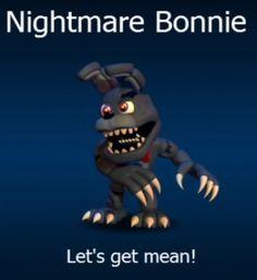 Adventure Nightmare Bonnie