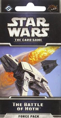 Star Wars LCG The Battle of Hoth Force Card Game