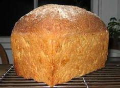 Italian Bread Dough for the bread machine - Good flavor and crust. A little dense- Cook a little longer Italian Bread Recipe For Bread Machine, Italian Bread Recipes, Best Bread Machine, Bread Maker Recipes, Easy Bread Recipes, Baguette Bread, No Knead Bread, Bread Rolls, How To Make Bread