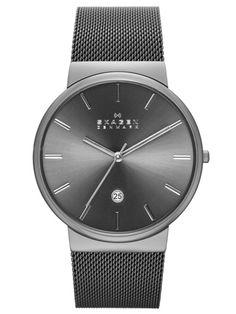SKAGEN ANCHER | SKW6108 Skagen Watches, Men's Watches, Mens Watches For Sale, Preis, Watch Sale, Vendita Online, Jewellery, Gents Watches