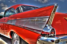 chevy bel air.. when it comes to american cars.. the classics are the only ones i personally like