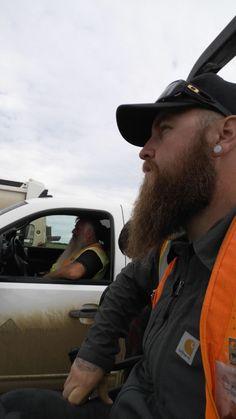 Construction Site Beardies
