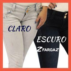 Qual sua cor de jeans preferida?