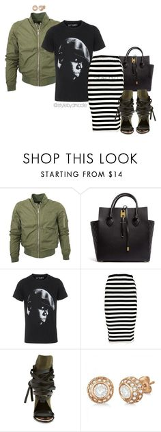 Untitled #3083 by stylebydnicole on Polyvore featuring Boohoo, Ivy Kirzhner, Michael Kors, Allurez, women's clothing, women's fashion, women, female, woman and misses