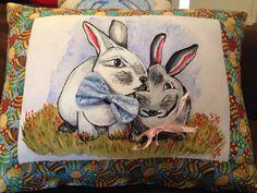 Coelhinhos chegando!