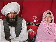 Ghulan Haider, 11, is to be married to Faiz Mohammed, 40. http://potd.pdnonline.com/wp-content/uploads/2012/10/Stephanie-Sinclair-Child-Brides-1.jpg
