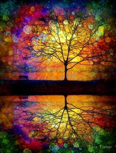 Reflection by Tara Turner. For help accessing your inner vibrancy, contact reneebeckmft.com: