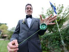 Juan Tamariz tiene un nieto campeón de yo-yo