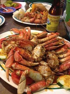 Amazing Riviera Nayarit-style Mexican seafood at Mariscos El Veneno, Atlanta Mexican Seafood, Seafood Dinner, Seafood Restaurant, Crab Recipes, Mexican Food Recipes, New Years Dinner, Good Food, Yummy Food, Gastronomia