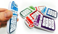 Now that's a TOUCHscreen: World's first customisable Braille phone launches for £60 #DailyMail