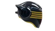 3D/Industrial Design / Del Rosario motorcycle helmet CAD 08