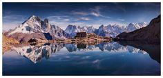 Refuge du Lac Blanc by SvenMueller