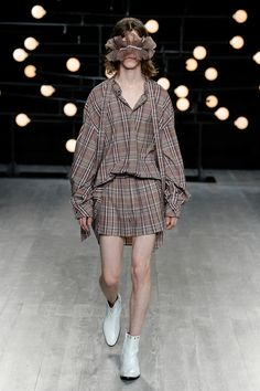 Blindness Spring 2019 Menswear London Collection - Vogue