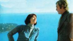 Michael Caine and Glenda Jackson in The Romantic Englishwoman. 1975