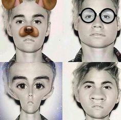 Hahaha Justin