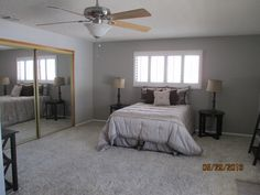 Master Bedroom. 14085 Meadowlands Dr., Riverside CA, 92503