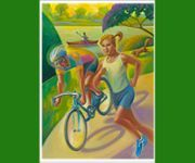Logan Trails Festival - Jun 3, 2017 10 am at Merlin Olsen Park - 300 E Center Street Logan, UT. Run Canyon Road and Boulevard Trails during the 4th Annual Logan Trails Festival (LTF), presented and directed by Top of Utah Runners. The Bike Rodeo is for kids up to age 10 and their parents 10 am - 12 pm. Logan City Police will provide a bike safety check, helmet fitting, teach bike skills and will have lot of fun give-a-ways. We will have FREE helmets for children.