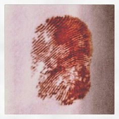 Deep Imprint..incision