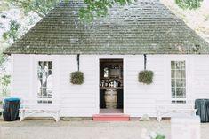 Southern maryland wedding, outdoor wedding, cottage bar, manor wedding, cocktail hour