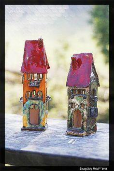 Ceramic House http://www.szczesliwyaniol.eu/  https://www.facebook.com/SzczesliwyAniol?fref=ts