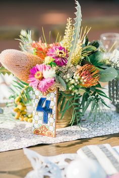 What happens when two Grooms set out to host a whimsical fiesta wedding day? Crazy good things - just you wait and see. With the talented ladies ofBeau & Arrow Eventsby their side, they pulled off an eventelevated with design surprises, from