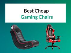 Ranking of the best cheap #gaming #chairs! In this comparison you will find cheap gaming chairs under $100, under $200 but also best gaming chairs for #PS4, best for #PC and #Xbox One! Also if you are looking for cheaper alternative of #DXRacer chair you will find a lot of nice examples of similar but cheaper chairs.   https://www.workwithpleasure.com/cheap-gaming-chairs/