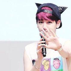 cute baekhyun~~~