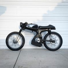 s90- E Harley Davidson Electric Motorcycle, Honda S90, Eletric Bike, Cafe Racer Honda, Cafe Racers, Electric Bike Kits, We Have A Winner, Little Sport, Ex Machina