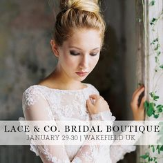 Claire Pettibone Designer Weekend at 29-30 Jan 2016 at  Lace & Co. Bridal Boutique | Love My Dress® UK Wedding Blog
