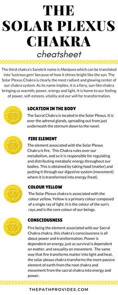 Chakras for Beginners, Chakra Signification, Solar Plexus Chakra, Chakra affirmation, Chakra Mantra, Chakra Energy, Root, Sacral, Solar Plexus, Heart, Throat, Third Eye, Crown, Energy, Chakra articles, Chakra Healing, Chakra Cleanse, Anxiety Help, Anxiety Social, Chakra Base, Chakra Images, Chakra, Chakra Balancing, Chakra meaning, Anxiety, Anxiety Relief, Anxiety Overcoming, Anxiety Attack, The Path Provides #Chakras