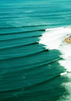"""surf4living: """" Nothing but lines and surfers… Ph: Corey Wilson """""""